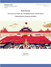 Book Review: The Future of Trade Law: Emerging Powers and the Word Trading System